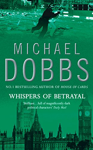 book cover of Whispers of Betrayal