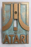 Atari - Light Switch Cover (Aged Patina)