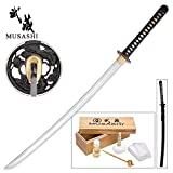 Musashi Hand Forged T10 Carbon Steel Blade