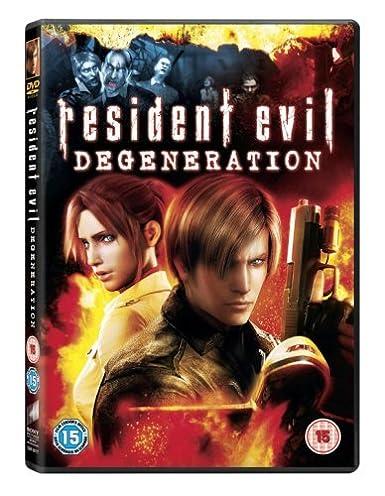 Resident Evil: Degeneration [Reino Unido] [DVD]: Amazon.es: Makoto ...