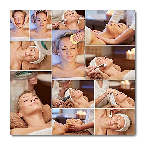 Placa Decorativa - Spa - Salão de Beleza - 1081plmk