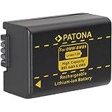 Bundlestar Qualitätsakku für Panasonic DMW BMB9 E mit Infochip Intelligentes Akkusystem Panasonic Lumix DC FZ82 DMC FZ72 FZ62 FZ45 FZ48 FZ100 FZ150 Leica V-LUX 3