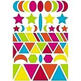 Maildor - AE040O - Loisir créatif - Gommette Baby - Grand Format pour le Tous Petits, 14,8  x  21 cm