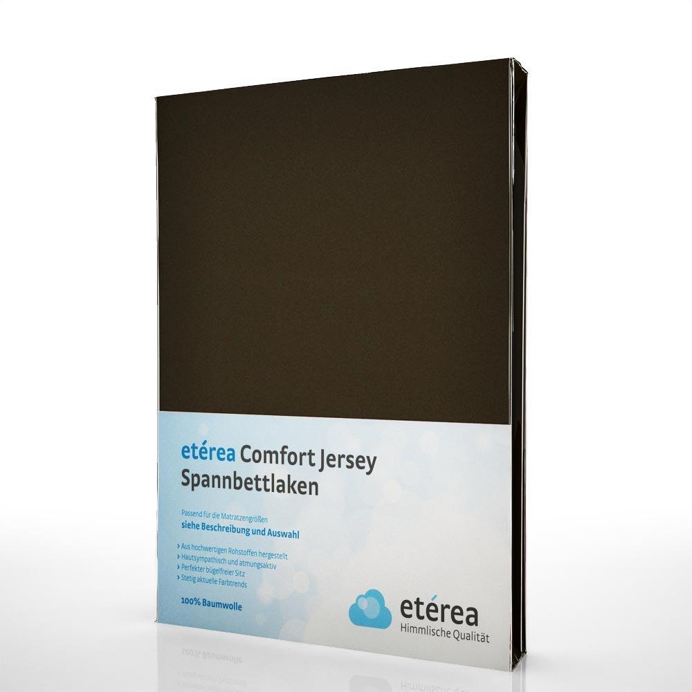 etérea Comfort Kinder Jersey Spannbettlaken - in viele Farben und ...