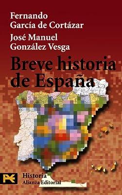 Breve historia de España El Libro De Bolsillo - Historia: Amazon ...