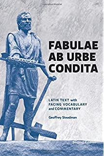 Intensive basic latin a grammar and workbook grammar workbooks fabulae ab urbe condita latin text with facing vocabulary and commentary fandeluxe Image collections