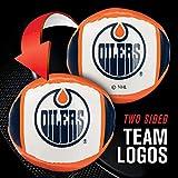 Franklin Sports NHL Edmonton Oilers NHL Mini Soft