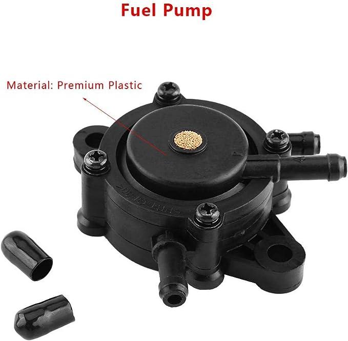 Benzinpumpe Für Mikuni Briggs Stratton 808492 808656 491922 691034 692313 Auto
