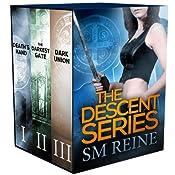 Death's Hand, the Darkest Gate, and Dark Union: The Descent Series, Books 1-3 | SM Reine