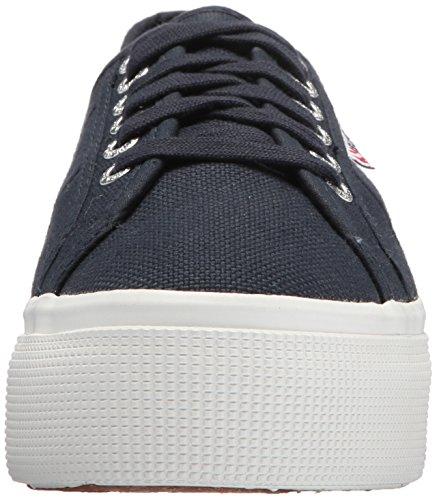 Superga Dames 2790a Cotw Fashion Sneaker Marine