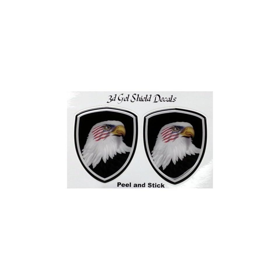 Harley Davidson Motorcycle Superlow Iron 883 Wideglide Softtail V Rod Wide Glide Shield Eagle 3D Gel Decal Sticker