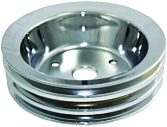 Specialty Chrome 4302 14x3 Air Cleaner Kit Flat Base Steel 5 1//8in