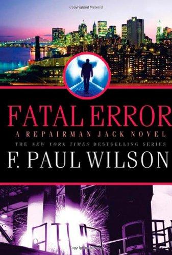 Fatal Error (Repairman Jack) pdf