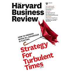 Harvard Business Review, June 2013