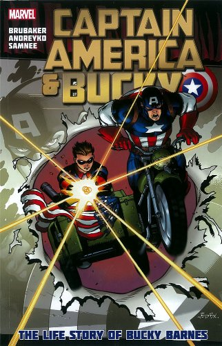Captain America and Bucky: The Life Story of Bucky Barnes -  Ed Brubaker, Paperback