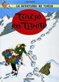 img - for Tintin au Tibet - in Esperanto (Esperanto Edition) book / textbook / text book