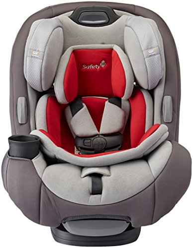 Safety 1st Grow and Go Air Sport 3-in-1 Car Seat, Phoenix Steel