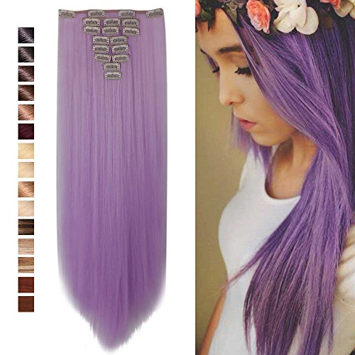 S noilite Straight Extensions Hairpiece Synthetic product image