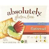 Asolutely Gluten Free Flatbreads: Original, 5.29 oz, 6 Count