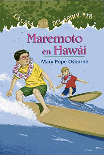 La casa del arbol # 32 Maremoto en Hawai (Spanish Edition) (La Casa del Arbol) [Mary Pope Osborne] (Tapa Blanda)