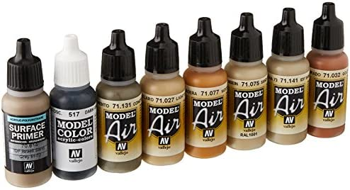 9eedb2591b510 Vallejo Old and New Wood Affects 17ml Paint