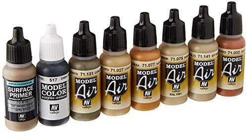 - Vallejo Old and New Wood Affects 17ml Paint