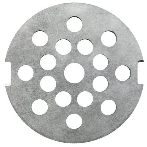 Ankarsrum Original Aluminum Grinder Hole Disc, 8 Millimeter by Ankarsrum