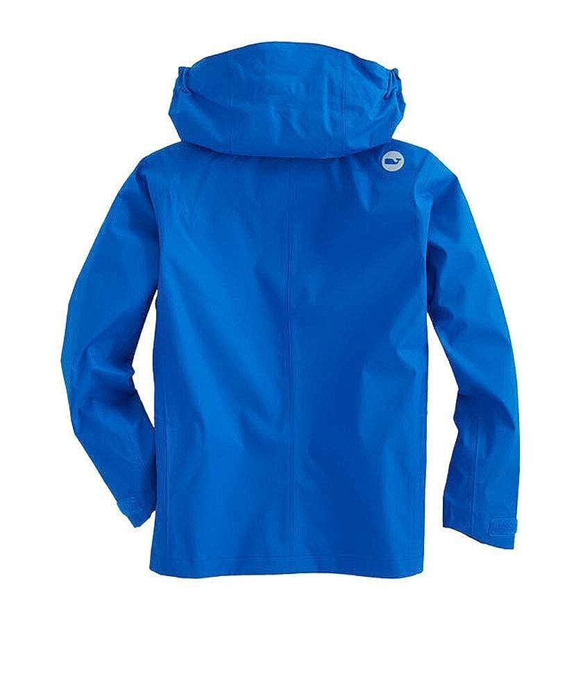 b20aa3806568 Amazon.com  Vineyard Vines Boys Harbor Shell New Rain Jacket (6 ...