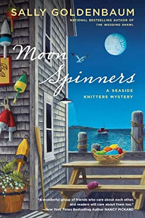 Moon Spinners: A Seaside Knitters Mystery - Kindle edition by Sally