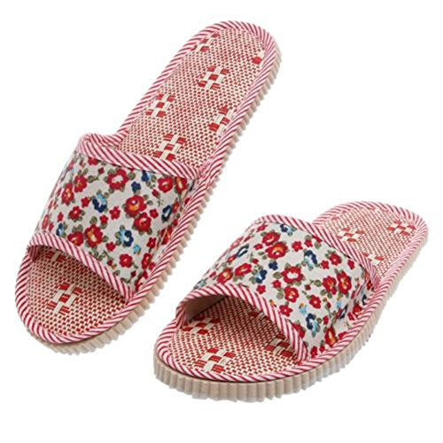 good01 Chaussons pour red femme good01 Chaussons qxRHx