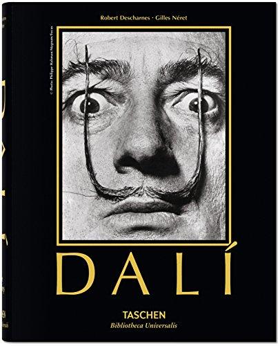 Works Of Salvador Dali - Dalí. The Paintings (Bibliotheca Universalis)