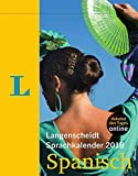 Langenscheidt Sprachkalender 2018 Spanisch - Abreißkalender