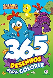 Galinha Pintadinha - 365 Desenhos para colorir