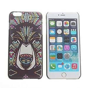 DD Monkey Pattern Hard Case for iPhone 6 Plus
