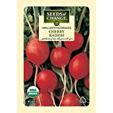 buy Seeds of Change 01467 Certified Organic Radish, Cherry now, new 2018-2017 bestseller, review and Photo, best price $3.49