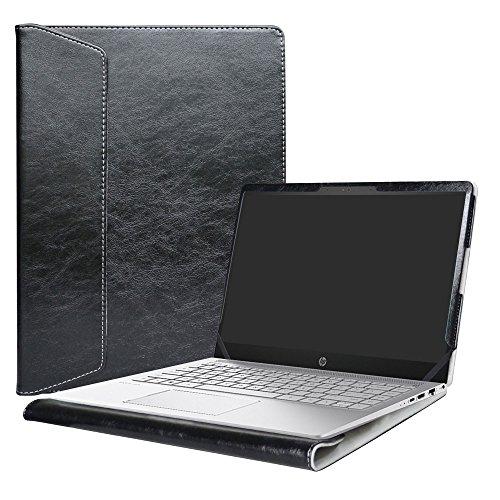 Alapmk Protective Case Cover For 14 HP Pavilion 14 14-bfXXX 14-ceXXX/Pavilion x360 14 14-cdXXX 14M-cdXXX Sereis Laptop(Not fit Pavilion 14 14-bkXXX 14-bXXX/Pavilion 14 x 360 14-baXXX),Black