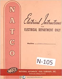 Natco C2254 Drilling Machine Electrical Instruct & Wiring Diagrams on machinery cartoon, machinery animation, machinery icon, machinery tools, machinery wiring,