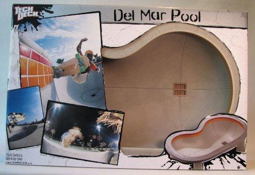 Tech Deck Delmar Pool