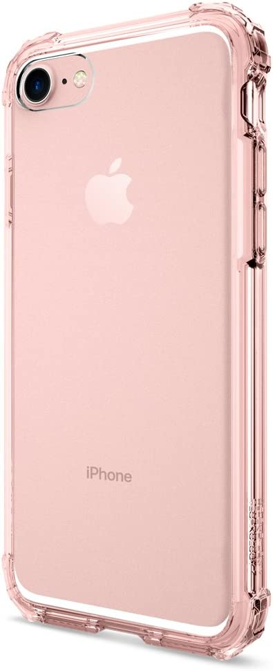Spigen Crystal Shell Designed for Apple iPhone 7 (2016) - Rose Gold