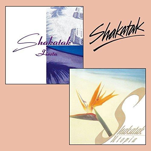 Shakatak - Fiesta  Utopia - (SECDD171) - 2CD - FLAC - 2017 - WRE Download