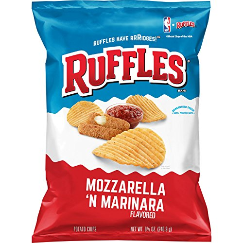 Bag Of Ruffles Potato Chips - 2