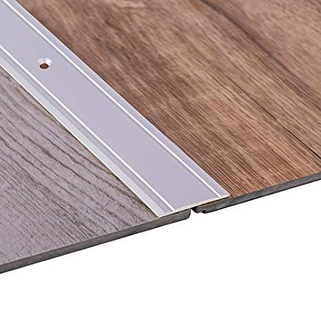 Gedotec Profile Aluminium Raccord Sol Rail Plat De