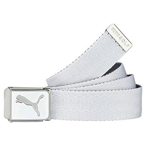 Cotton Embossed Belt (Puma Golf Cuadrado Web Belt,)