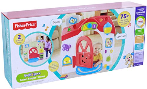 Fisher-Price Laugh & Learn Puppy Smart Home