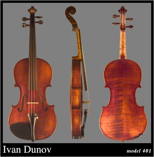 Ivan Dunov Model 401 Violin ()