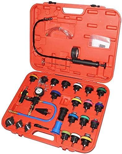 TYZXR Probador de presión del radiador y Kit de Sistema de ...