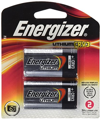 Energizer(R) e2/sup> CRV 3-Volt Photo Lithium Battery