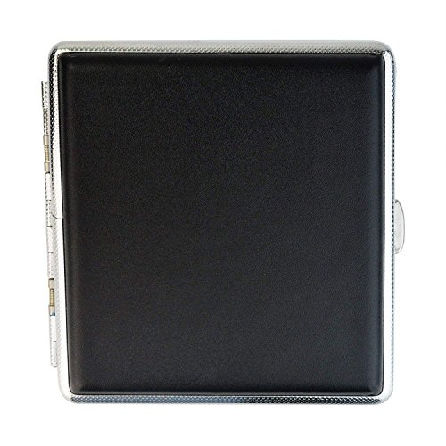 Cigarette Case Cigarette Holder - Pistha Black