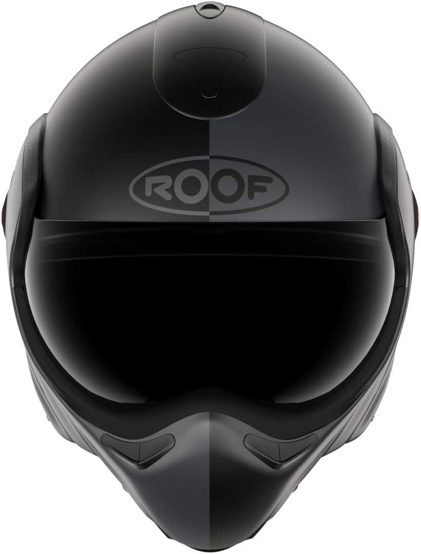 Casque Roof Boxxer Noir//Blanc XS