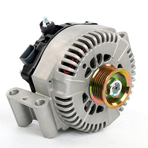 YaeTek 100% New Alternator for Ford Explorer Mountaineer & Sport Trac W/4.0 2001-2004 7787N-6G1